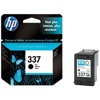 HP 337 Black Ink Cartridge C9364EE