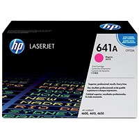 HP 641A Magenta Laser Toner Cartridge