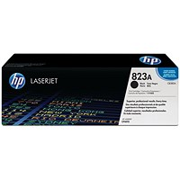 HP 823A Black Laser Toner Cartridge