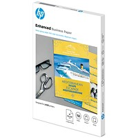HP A4 White Professional White Glossy Laser Paper, 150gsm (Pack of 150)