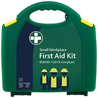 Reliance Medical Small Workplace First Aid Kit BS8599-1