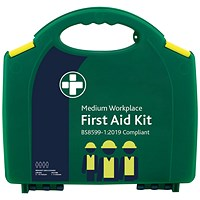 Reliance Medical Medium Workplace First Aid Kit BS8599-1