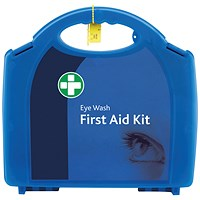 Reliance Medical Double Eye Wash Station First Aid Kit