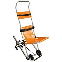 Reliance Medical Evacuation Chair with 2 Rear Wheels