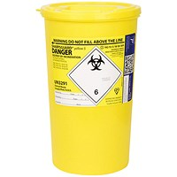 Reliance Medical Sharps Container 5 Litre