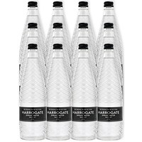 Harrogate Still Spring Water - 12 x 750ml Glass Bottles