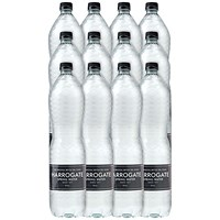 Harrogate Still Spring Water - 12 x 1.5 Litre Bottles