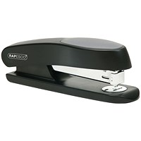 Rapesco R9 Manta Ray Full Strip Stapler Black