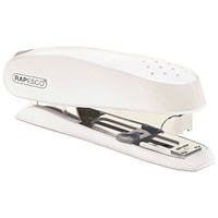 Rapesco ECO Spinna Heavy Duty Stapler Capacity 50 Sheets White