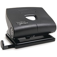 Rapesco Germ-Savvy 820-P 2-Hole-áHole Punch 22 Sheets Black