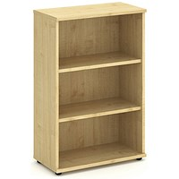 Impulse Medium Bookcase - Maple