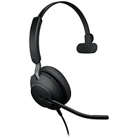 Jabra Evolve2 40 USB-A MS Mono 24089-899-999