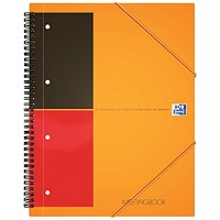 Oxford International Meeting Book, A4+, Ruled, 160 Pages