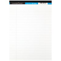 Cambridge Legal Pad 100P 70gsm A4 White (Pack of 10)