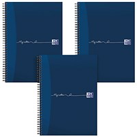 Oxford My Notes Wirebound Notebook 200 Pages A4 (Pack of 3)