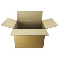 Double Wall Corrugated Dispatch Cartons 610x457x457mm Brown (Pack of 15) SC-67
