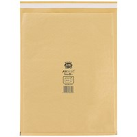 Jiffy Airkraft Bag Size 8 460x660mm Gold GO-8 (Pack of 50) MAKC04681