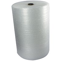 Jiffy Bubble Film Roll, Small Bubbles, 750mm x 75m