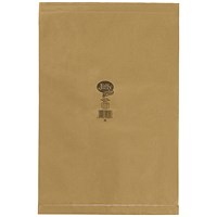 Jiffy No.8 Padded Bag Envelopes, 442x661mm, Brown, Pack of 50