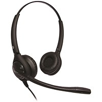 JPL-502s-USB Dual Ear Headset