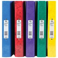 Concord IXL A4 Assorted Ring Binder (Pack of 10)