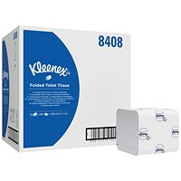 Kleenex Ultra Toilet Tissue 200 Sheet White (Pack of 36) 8408