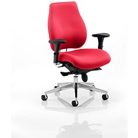 Chiro Plus Ergo Posture Chair - Bergamot Cherry
