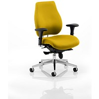 Chiro Plus Ergo Posture Chair - Senna Yellow