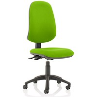 Eclipse XL 3 Lever Task Operator Chair - Myrrh Green