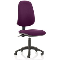 Eclipse XL 3 Lever Task Operator Chair - Tansy Purple