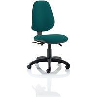 Eclipse 3 Lever Task Operator Chair - Maringa Teal