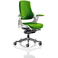 Zure Executive Chair - Myrrh Green