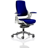 Zure Executive Chair - Stevia Blue
