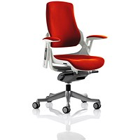 Zure Executive Chair - Tabasco Red