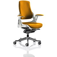 Zure Executive Chair - Senna Yellow