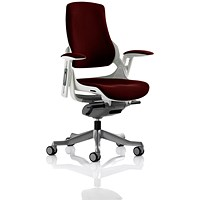 Zure Executive Chair - Ginseng Chilli