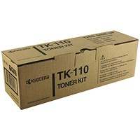 Kyocera Black Toner Cartridge High Capacity TK-110