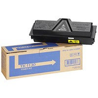 Kyocera TK-1130 Black Laser Toner Cartridge