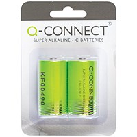 Q-Connect C Battery (Pack of 2)