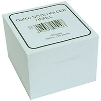 Q-Connect Memo Box Refill 750 Sheets