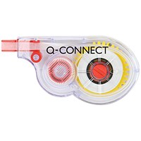 Q-Connect Correction Roller 5mm x 8m (Pack of 12)