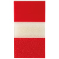 Q-Connect Page Marker Red (Pack of 50) KF03633