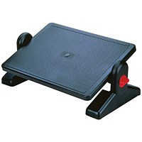 Q- Connect Foot Rest - Black