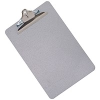 Q-Connect Clipboard, Foolscap, Steel