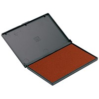 Q-Connect Large Stamp Pad Red