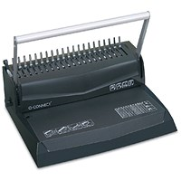 Q-Connect Premium A4 Comb Binding Machine