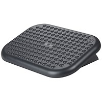 Q-Connect Economy Footrest Black