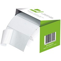 Q-Connect Easi-Peel Address Label - Roll of 200