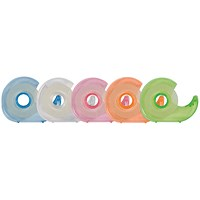 Q-Connect Hand Held Tape Dispenser, 19mm x33m, Pack of 10