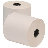 Q-Connect Calculator Roll, 57 x 57mm, Pack of 20